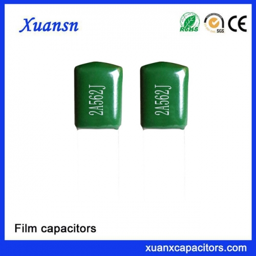 2A562J Polyester Film Capacitor Manufacturer