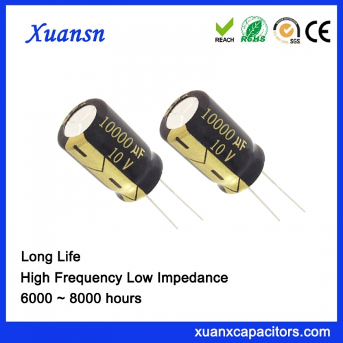 industrial control panel capacitors 1000uf10v