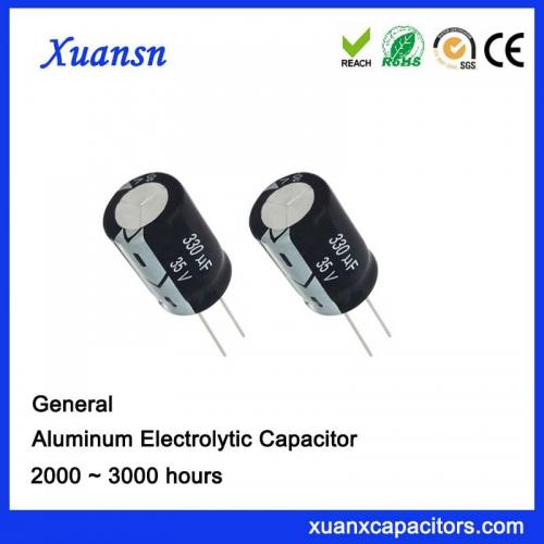 Audio Capacitor 330uf35v Run Capacitor