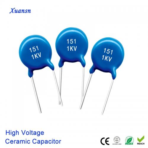 151K1KV Energy-Saving Lamp Capacitor
