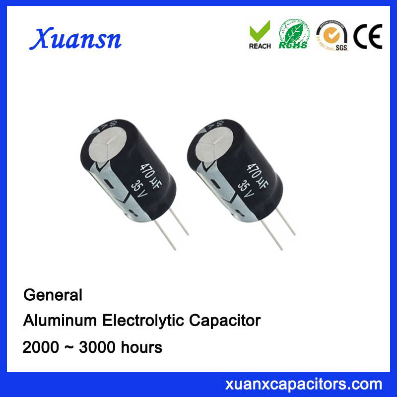 470UF35V Microwave Oven capacitor
