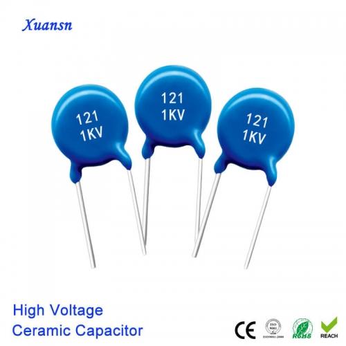 121k1kv ceramic capacitor