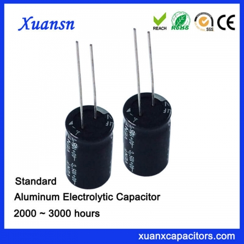Commonly used capacitor 220UF 100V