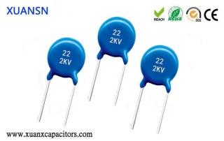 Classification of ceramic capacitors