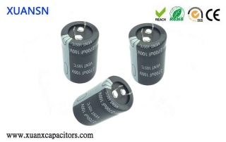 The role of capacitors