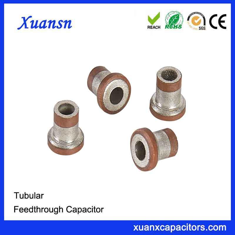 Ceramic feedthrough capacitor G4532