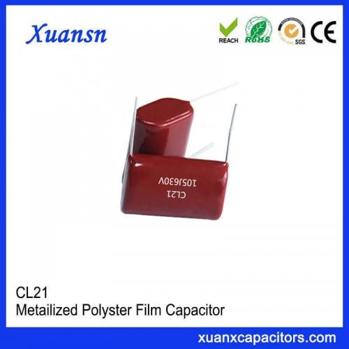 CL21 Film Capacitor Manufacturer