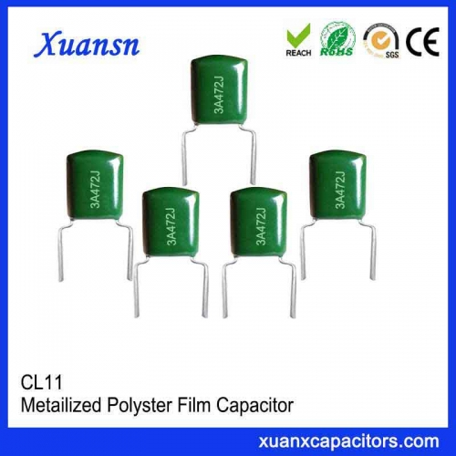 3B472J polyester capacitor CL11