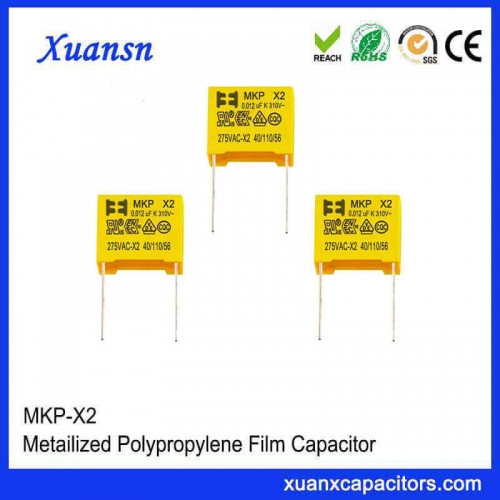 123K X2 capacitor