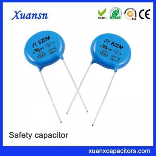 Capacitor Y2