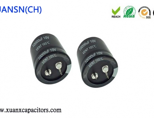 How to buy Snap-in aluminum electrolytic capacitors correctly?