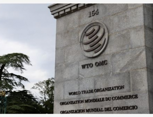 WTO will welcome its first female Director-General