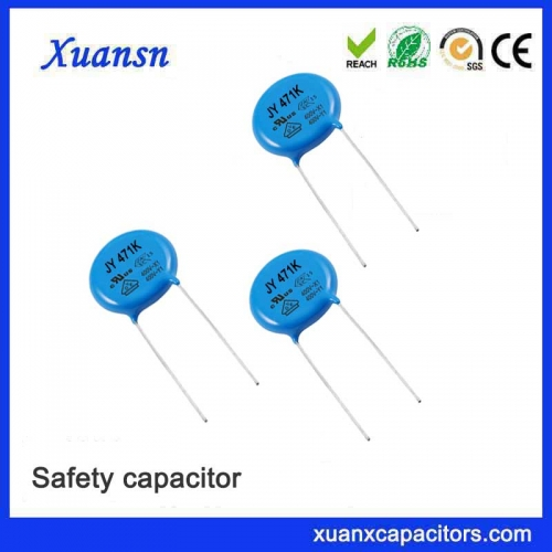 300VAC safety capacitor