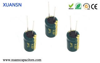 high frequency capacitors