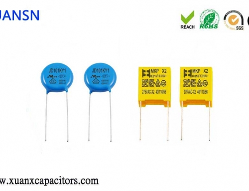 What are the differences between CBB capacitors and safety capacitors?