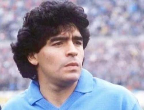 Maradona dies