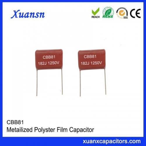 high voltage capacitors CBB81