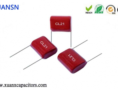 Reasons that affect the capacity of film capacitors: