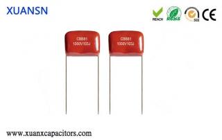 organic film capacitor