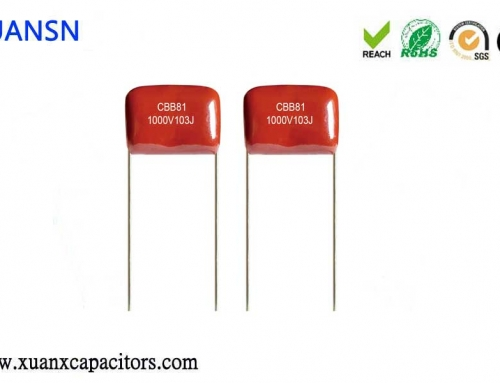 What is an organic film capacitor