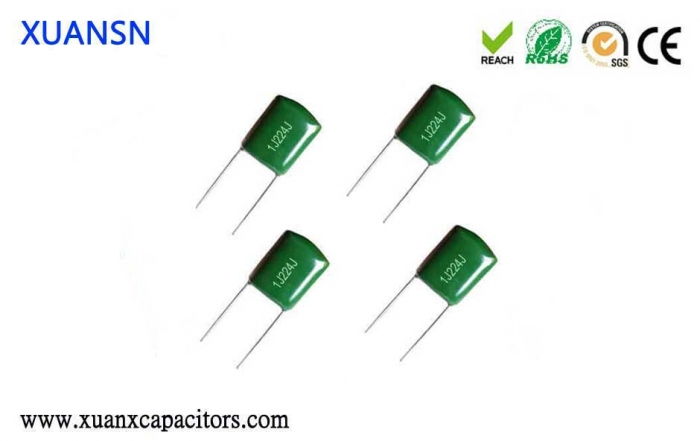 Selection of coupling capacitor