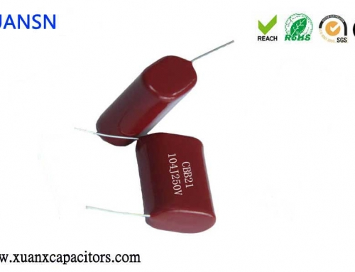 The structure and characteristics of polypropylene film capacitors