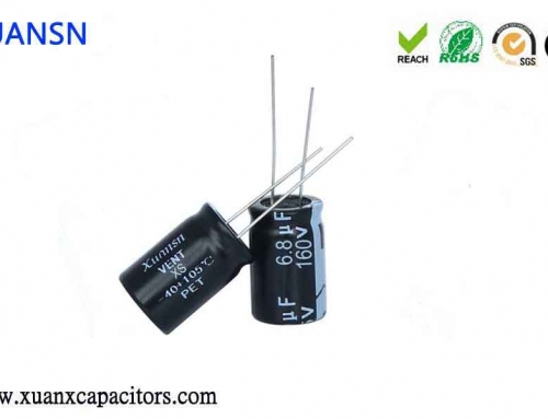 The role of electrolytic capacitors