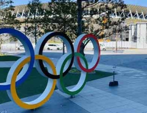 Does the Tokyo Olympics accept overseas audiences?