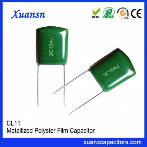 104 mylar capacitor