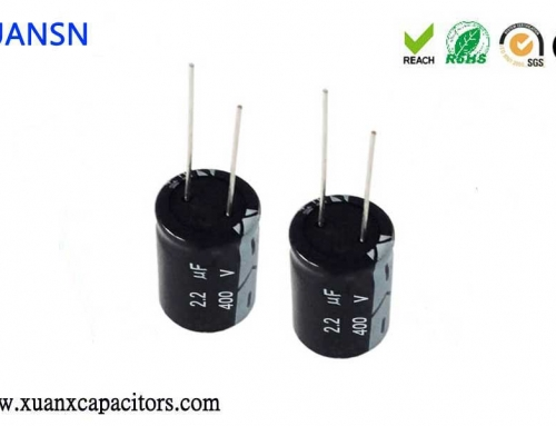 Capacitor equivalent series resistance (ESR)