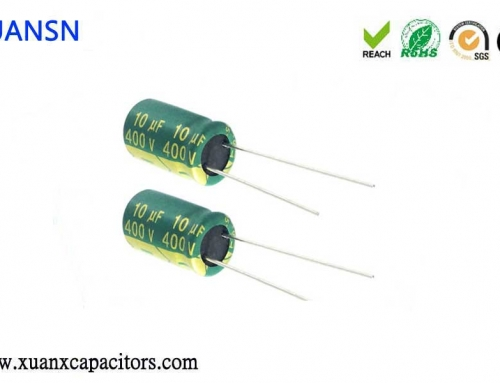Five precautions for replacing capacitors