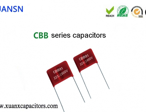 What is the starting capacitors?