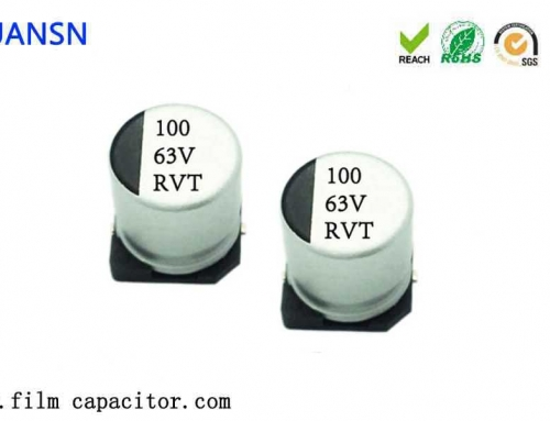 Types and characteristics of chip capacitor