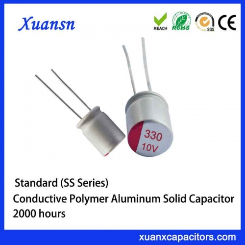 solid electrolytic capacitor 330uf