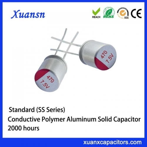 High quality solid capacitors