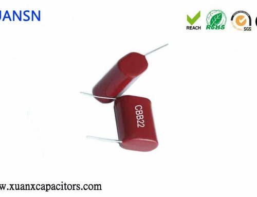 CBB large capacitor chip capacitors