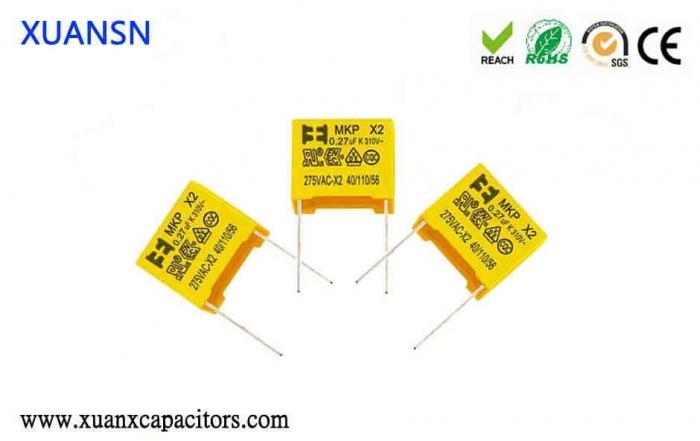 X capacitors