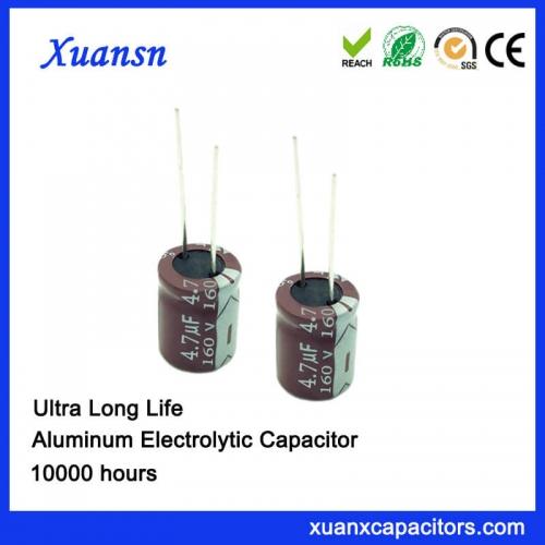 4.7UF 160V Electrolytic Capacitor