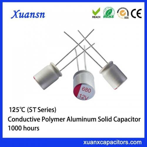 12V680UF solid capacitor