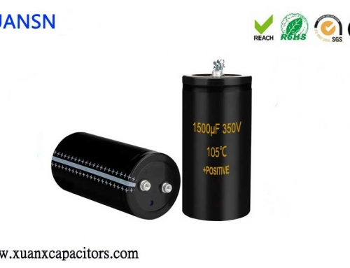 Power supply high frequency filter capacitor selection skills