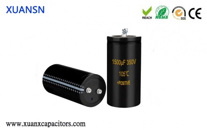high frequency filter capacitor