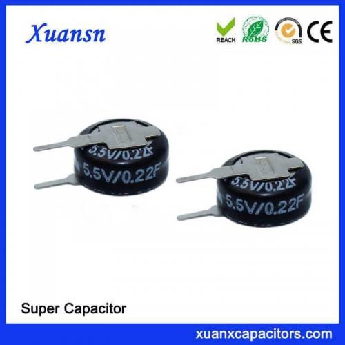 capacitor 5.5 v 0.22 f