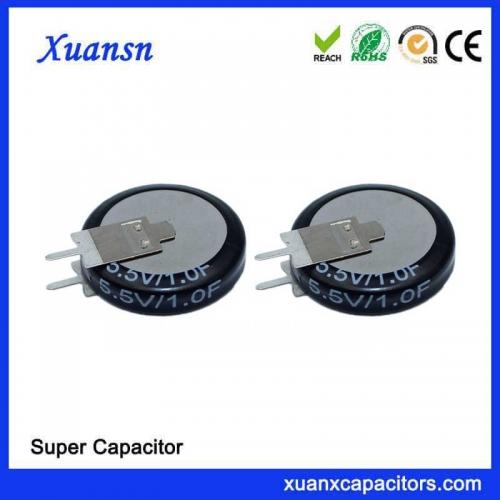 1.0 f 5.5 v capacitor