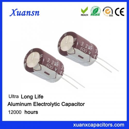 Long Life Capacitor