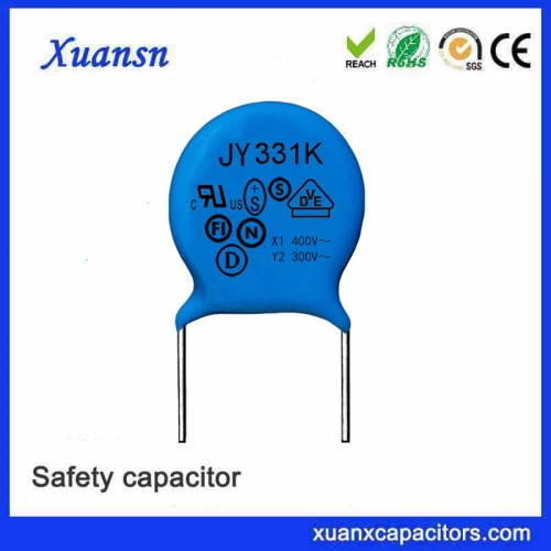 AC safety capacitor 331K