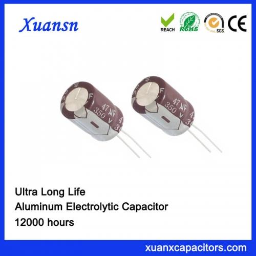 China Capacitor 47uf