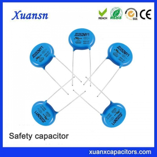 2500pf safety capacitor