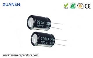 display capacitor