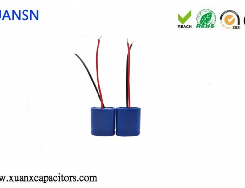 Reasons for the burning of the starting capacitors