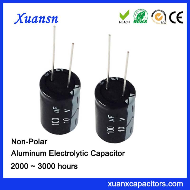 100UF Non-Polar Capacitor